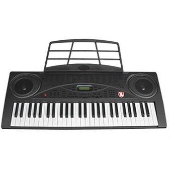 85b07c8f39952 Compra Teclado Musical Con 54 Teclas Micrófono Display Lcd Kaiser ...