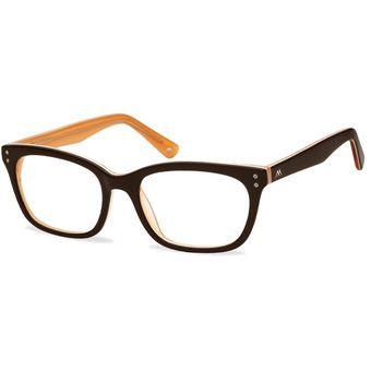 d4be1abd26 Monturas Montana En Acetato Oftálmicas Para Lentes Opticos Formulados -  Gafas Marco MA790A