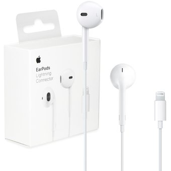 1e8f1446df4 Compra Audífono Original iphone Lightning (iphone 7,8,X) ORIGINAL ...