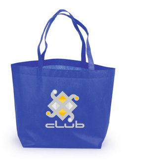 027fc6a3d Kit x 3 Bolsa Ecologica Preppy Reciclable Lavable A Mano Publicidad - Azul  Rey