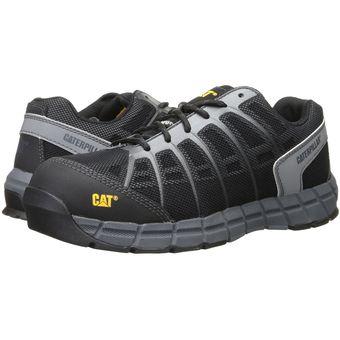 59343832 Agotado Caterpillar - Botines Hombre Flex P90684 Punta Composite Acero Negro