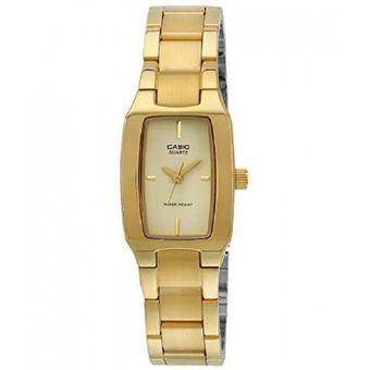 Compra Reloj Casio LTP-1165N-9C Dorado Para Mujer online  7dd284139413