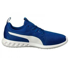 711ecf1bc7 Tenis Puma Carson 2 Azul Blanco Originales Hombre 190037 01