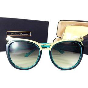 d2fca60d28 Agotado Gafas De Sol Gama Alta Dama Para Mujer Modernas Silvano Domani  Lentes Con Filtro Bloqueador Solar