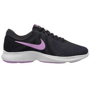 b0542c893 Tenis Running Mujer Nike Revolution 4-Negro con Rosa