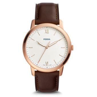 6d9520484b35 Compra Reloj Fossil FS5463 Cafe Hombre Cuero online