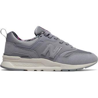 new balance mujer 997h gris