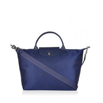 Cartera Longchamp Azul