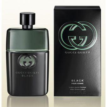 Compra Perfume Para Caballero Gucci GUILTY BLACK Eau De Toilette 90 ... 7ea354e42f
