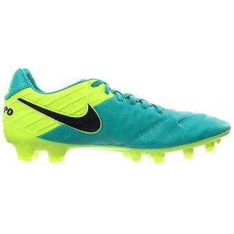 f72556f5f0aca Compra Guayos Hombre Nike Tiempo Legacy II FG-Turquesa online ...