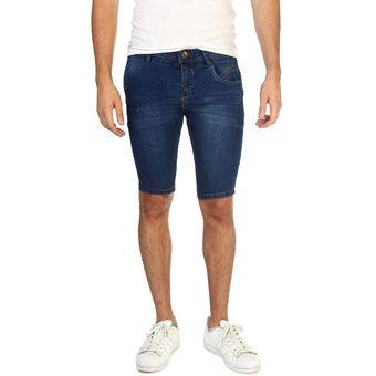 f67fc34e1c4e6 Compra Short Conox Jeans Premium Foco para Hombre-Azul Oscuro online ...