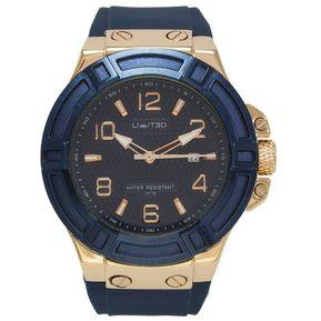 67ff2394649e4 Reloj Para Hombre Marca Limited Modelo 88-121-1-1 Funciona + Obsequio