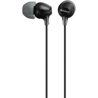 Audifonos de chicharo internos Sony 3.5mm negros