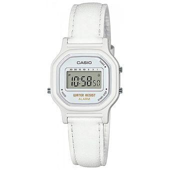 Multifunción 7acf La Collection Digital Blanco Classic Casio 11wl Reloj L5Rj4A