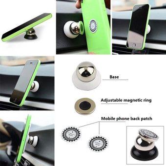 2e9bfc0304d Compra Holder Soporte Magnetico Porta Celular Universal Para Autos ...