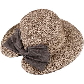 Compra Adulto Playa Sombrero Para El Sol Gorra De Visera De Verano ... b3a5703f1a0