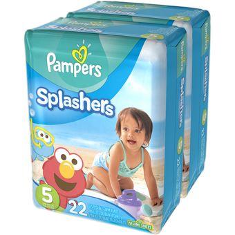 94a189158 Compra Pack x2 Pañales Splashers Talla XG 22un. online