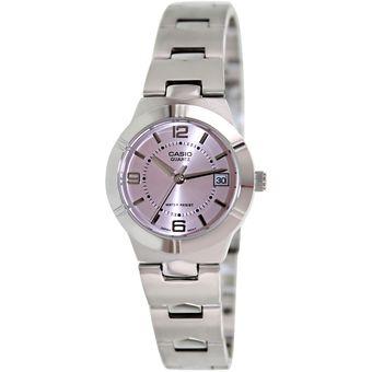 e3a1bd57275c Compra Reloj Casio LTP-1241D-4A - Rosa Para Mujer online