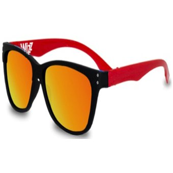 2d0f5307ac Compra Lentes De Sol Unisex Wizz Modelo Wayfarez Color Negro. online ...