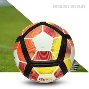 fdcf197ca97da Balón profesional de competición de fútbol duradero-Naranja