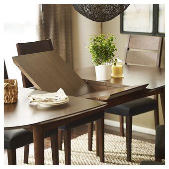 Mesa Para Comedor Oslo Extension 150A190X90X76Cm Home Collection