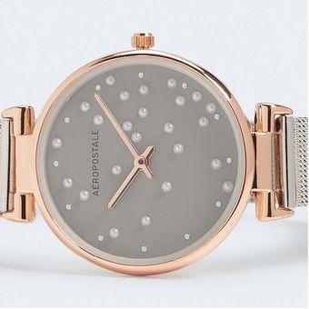 2d06f0439788 Compra Reloj Para Dama Color Silver Marca Aeropostale Estilo 0269 ...