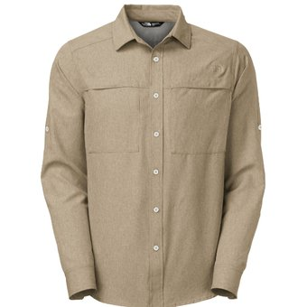 the north face hombre camisa