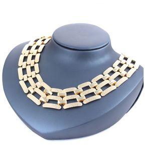 889c00a134bc Agotado Collar Harmonie Accesorios Multicadena Maxi Gargantilla Dorado