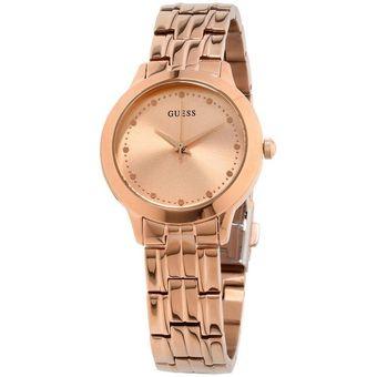 Reloj Dama Rosa Guess Para Oro W0989l3 dEQoxerCBW
