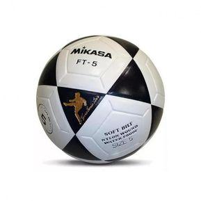Balon De Futbol Profesional Mikasa BLANCO CON NEGRO 2f4f303383d8f