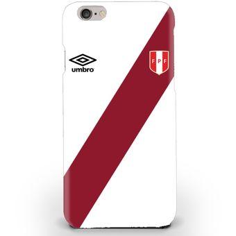 6ed1e0096d7 Compra Carcasa IPhone 6/6S - Selección Peruana De Futbol -Case Funda ...