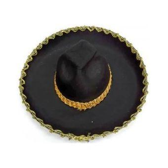 Compra Gorro Cotillón Festday Mexicano Negro online  7ec4c793134