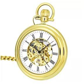 2f64fdd95bf4 Reloj Para Hombre STUHRLING 333333 De Bolsillo Skeleton Mod.6053.33333