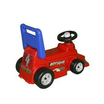 Niño Carro Juguete Infantil Montable Rojo 1 Carreras Formula v0wNnm8
