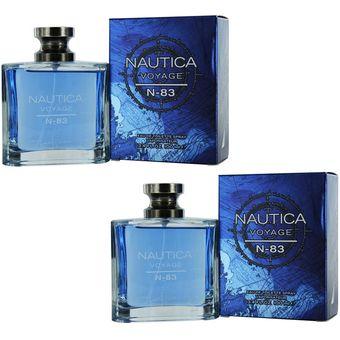51a72be4 Compra Paquete 2X1 Nautica Voyage N-83 100 Ml Edt Spray de Nautica ...