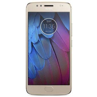 7f91f05a96b Compra Smartphone Motorola Moto G5 S 32 GB-Dorado online | Linio ...