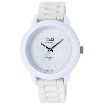 c16aba1cb872 Compra Reloj Q Q VR08J002Y Blanco online