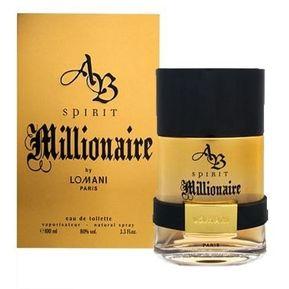 Millionaire gold perfume price