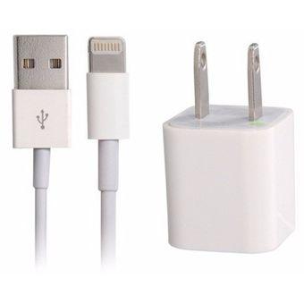 c39aa119566 Compra Cable + Cargador 2 Metros Iphone 6 5s Original Usb Lightning ...