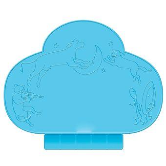 Agotado Pixnor Silicona Bebé Alfombrilla Antideslizante Portátil Tabla  Mantel (azul) 7e265ece3a06