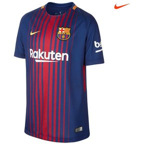 Jersey Nike del Barcelona de Local Para Niños dd6caa37bf552