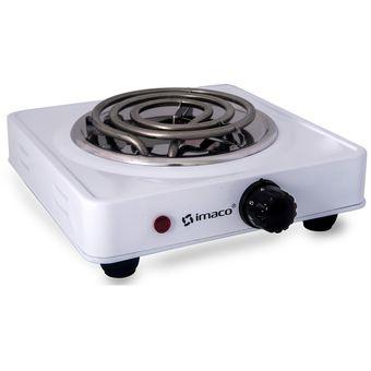 Imaco   Cocina Eléctrica 1 Hornilla 1000W HP1000   Blanco