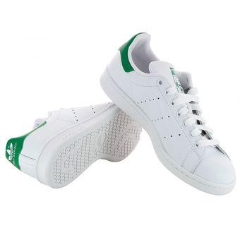 adidas tenis verdes