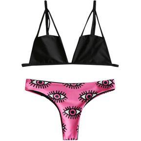 0371e37372b7 Generico Traje de baño tipo bikini para entrenamiento - Compra ...