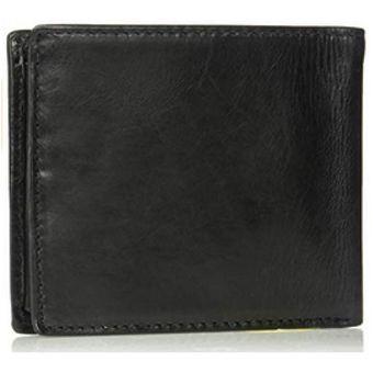 0d62859b1cd0 Compra Billetera de cuero para hombres Fossil Ryan color negro ...
