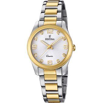 Reloj Mujer F20209/1 Plateada Festina