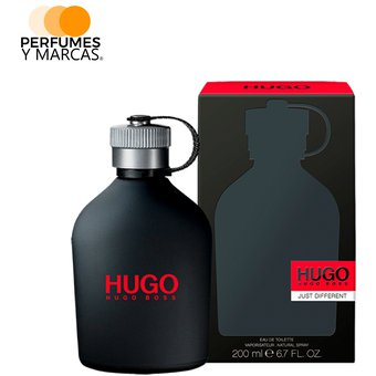 751d130b6da5 Compra Perfume Hugo Just Different De Hugo Boss Para Hombre 200 Ml ...