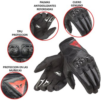 a8283856089 Compra Guantes Para Moto Dainese Mig C2 Gloves Negro online