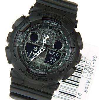 Shock 100 Reloj Analógico 1a1 Ga Y Negro Casio Blanco Digital G Hombre jqUMpLzGSV