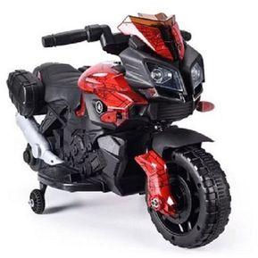 f9bb49fea6fa Moto Eléctrica Del Hombre Araña Pasea Niños De 1 A 4 Años ROJA